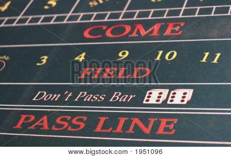 Dont Pass Bar