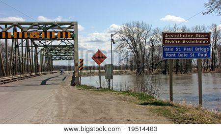 Manitoba flood of 2011 - Assiniboine River