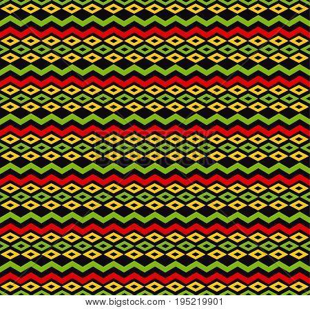 classic reggae color