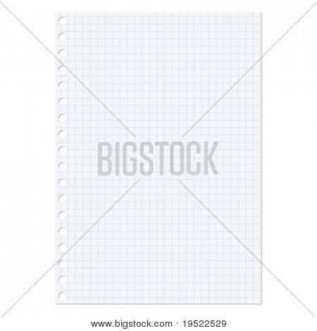 Blatt Papier