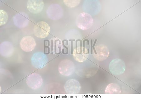 shimmery ivory background