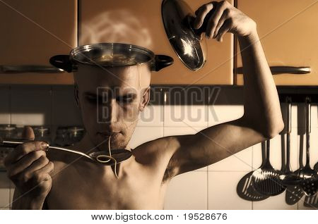 cook in brain