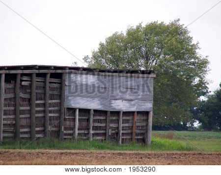 Old Corn Crib