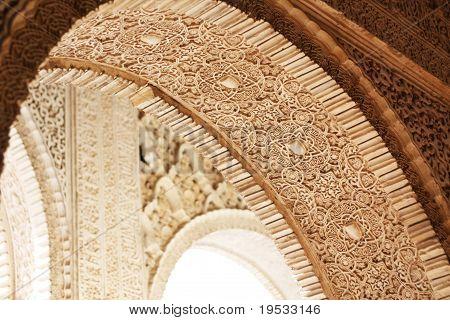 Arabic Style Arch