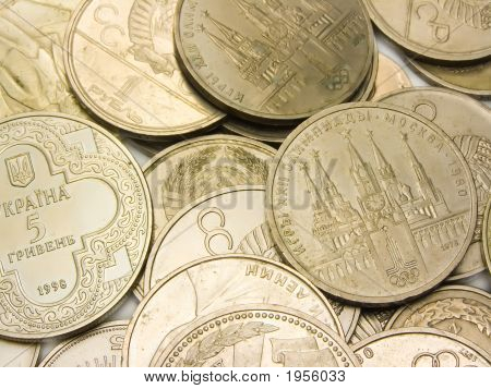 A Heap Of Old Coins