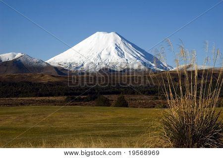 Mt Ngauruhoe New Zealand