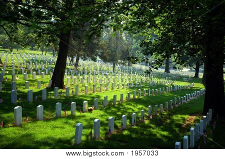 Arlington National Cemetery, Memorial Day