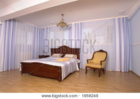 Bedroom In Hotel