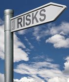 risks financial risk environmental risk or social risk risky business dangerous, risk assesment risk