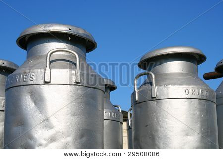 Milk Churns