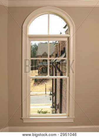 Luxury Single Arch Window 2