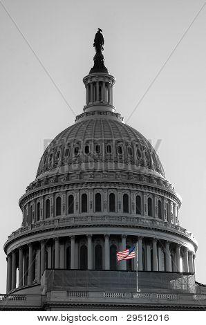Capitolio de Estados Unidos, Estados Unidos