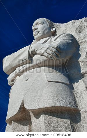 Martin Luther King, Jr. Statue