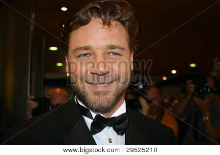 Russell Crowe- Movie Premiere