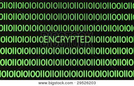 Green Encrypted