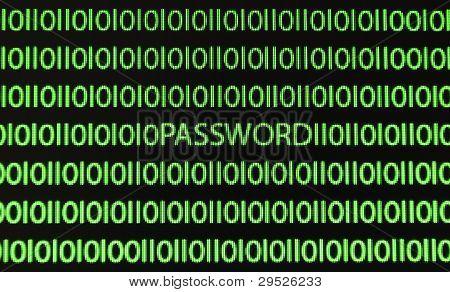 Password Green