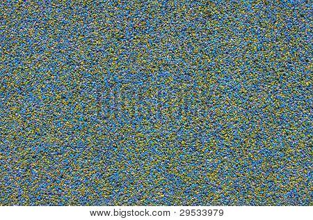 Rubber Pellet Background
