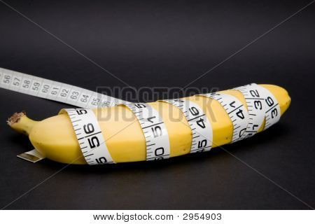Banana Measurements Wrapped Up