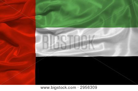 Unites Arab Emirates Flag