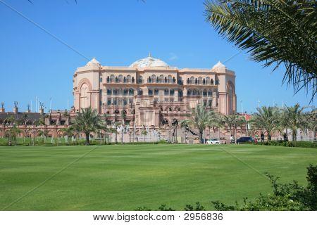 Luxury Hotel Building