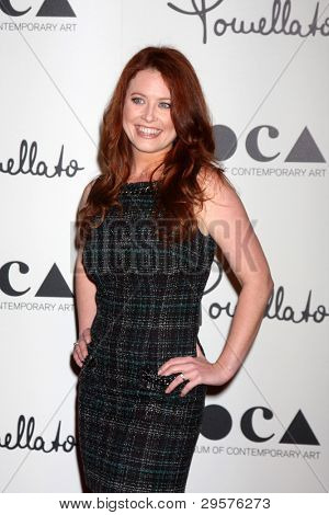 LOS ANGELES - JAN 30:  Melissa Archer arrives at Pomellato Boutique Opening at Pomellato Boutique on January 30, 2012 in Beverly Hills, CA