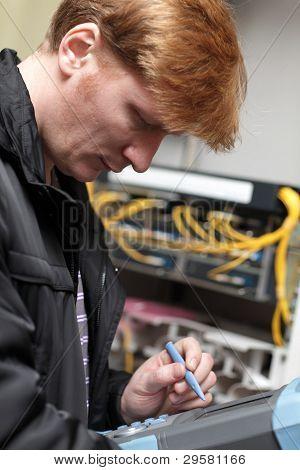 Serious Technician