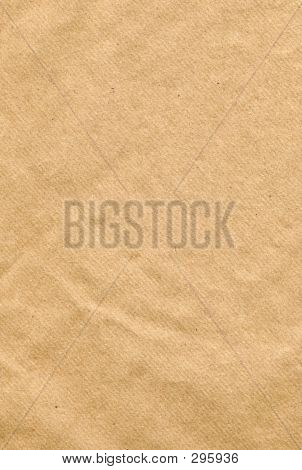 Brown Packing Paper Background Texture