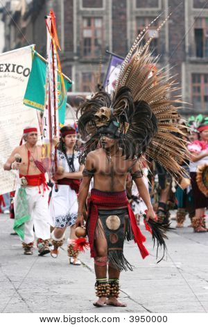 Aztec Ceremony