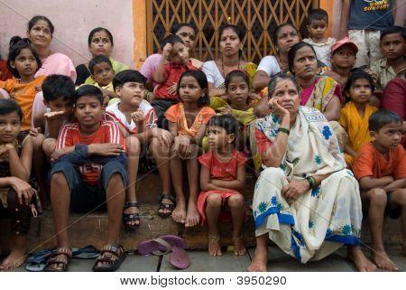 Slum Residents