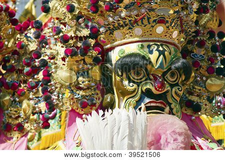 Chinese God Puppet