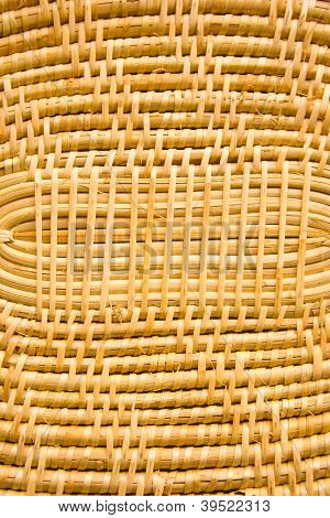 The woven bamboo.1