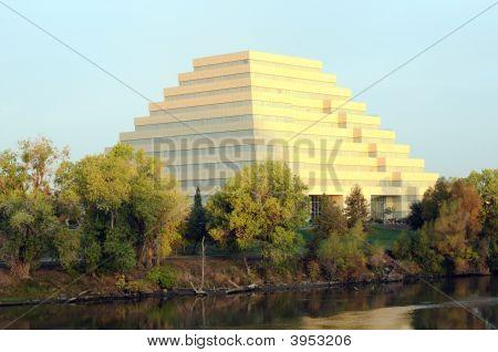 Ziggurat Building Sacramento