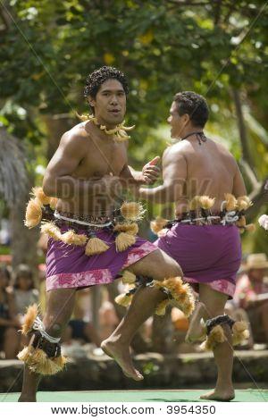 Samoan Dancer