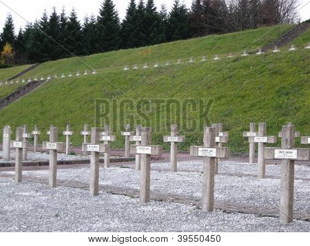 Natzweiler-Struthof, concentration camp