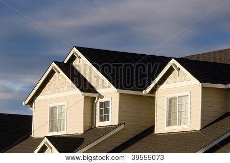 Sun House Roof