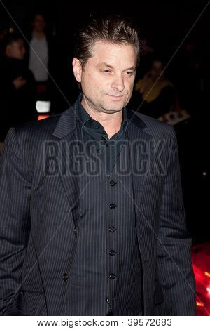 NEW YORK, NY - NOVEMBER 26: Shea Whigham attends the IFP's 22nd Annual Gotham Independent Film Awards at Cipriani Wall Street on November 26, 2012 in New York City.