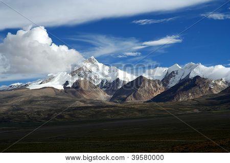 Langtang mountain