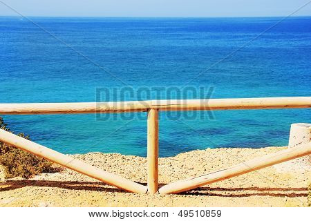 spanish sea view