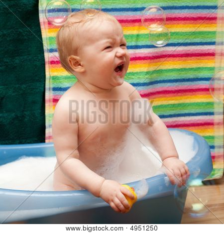 Infant Bathing