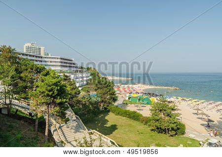 Olimp Summer Resort In Romania