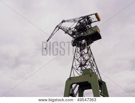 Gdansk Shipyard, Poland