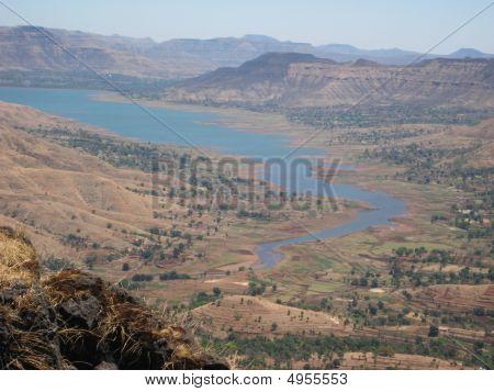 Aerial Dam