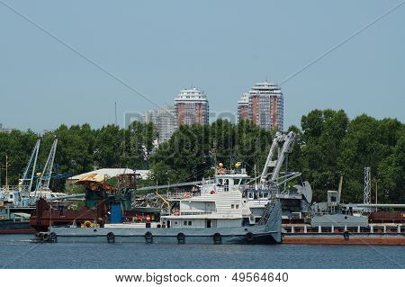 khabarovsk as it exists