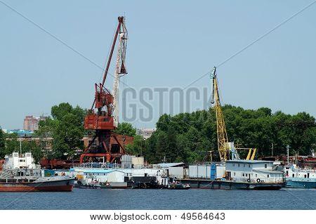 khabarovsk base of fleet