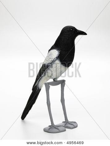 Decoy Magpie