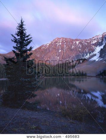 Alta Lake Evening