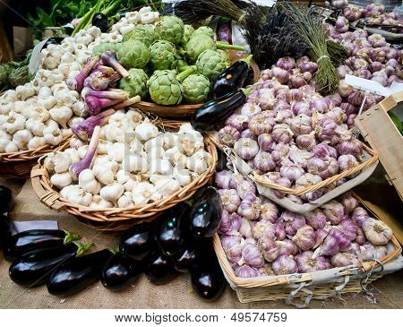 Vegetables For Mediterranean Cooking