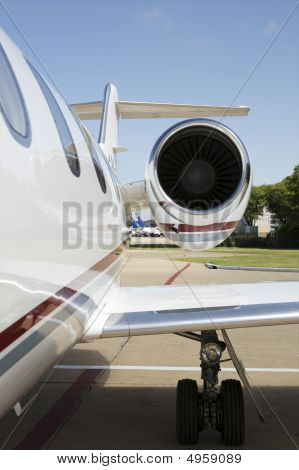 Corporate Jet Engine