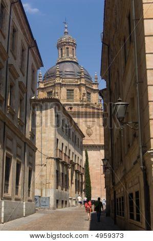 The Clergy (la Clerecia). Salamanca, Spain