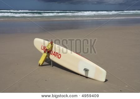 Lifeguard Board